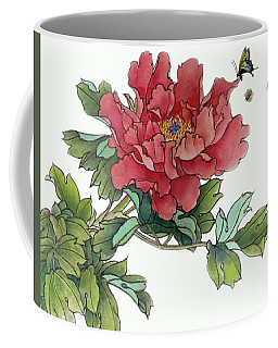 Heavenly Flower Coffee Mug