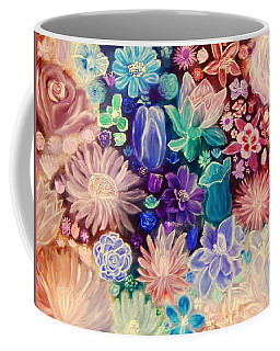 Heavenly Garden Coffee Mug by Samantha Thome