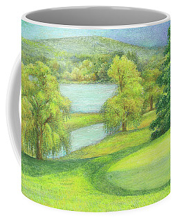 Heavenly Golf Day Landscape Coffee Mug