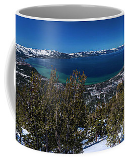 Heavenly Gondola View By Brad Scott Coffee Mug