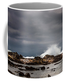 Heavenly Light Coffee Mug by Ed Clark
