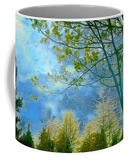 Heavenly Light II Coffee Mug