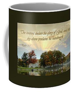 Heavenly Morning Coffee Mug by Ann Bridges