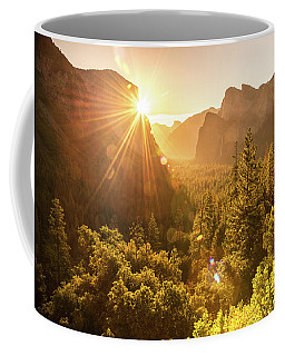 Heavenly Valley Coffee Mug
