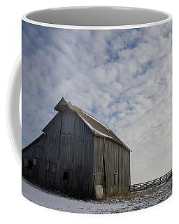 Heavens Barn Dusting Coffee Mug