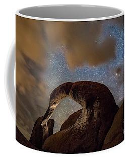 Heaven's Gate Coffee Mug by Alice Cahill