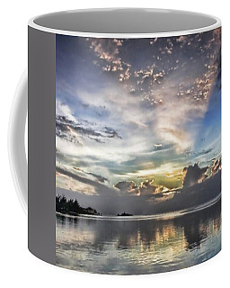 Heaven's Light - Coyaba, Ironshore Coffee Mug