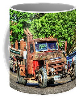 Heavy Duty Custom Dodge Coffee Mug