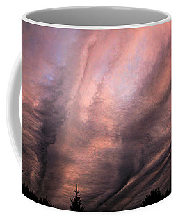 Heavy Sky Coffee Mug by Katie Wing Vigil