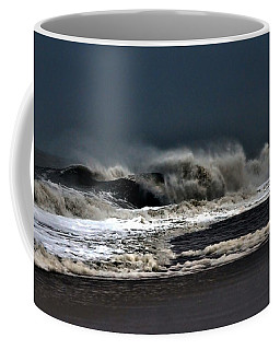 Stormy Surf Coffee Mug