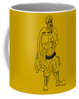 Hebrew Hero Coffee Mug