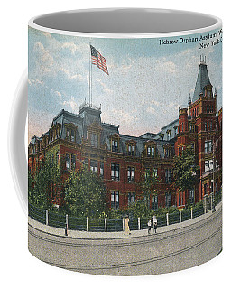 Coffee Mug featuring the photograph Hebrew Orphan Asylum by Cole Thompson
