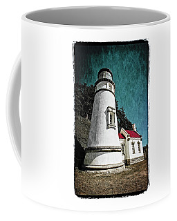 Hecitia Head Lighthouse Coffee Mug