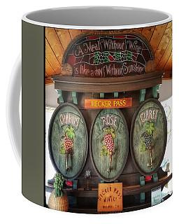 Hecker Pass Winery  Coffee Mug