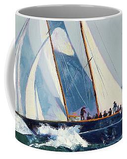 Heeling Winds Coffee Mug