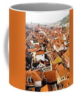 Heidelberg Cityscape Coffee Mug