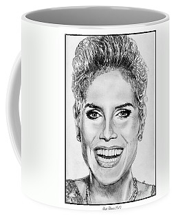Heidi Klum In 2010 Coffee Mug