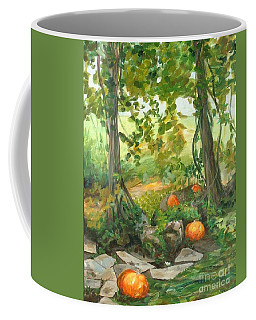 Heidi's Pumpkins Coffee Mug