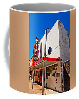 Heights Movie Theater Coffee Mug