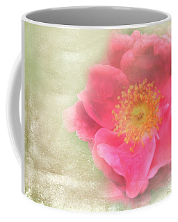 Heirloom Rose Coffee Mug by Catherine Alfidi