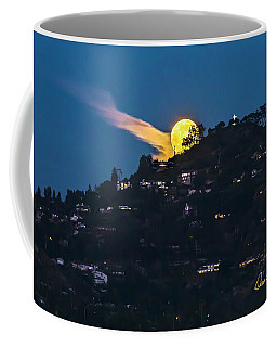 Helix Moon Coffee Mug