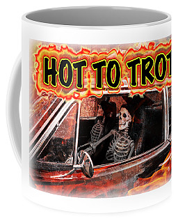 Hell Drive Coffee Mug