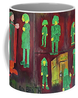 Hell On Earth Coffee Mug