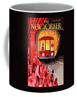 Hell Train Coffee Mug
