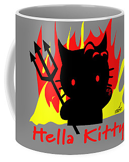 Hella Kitty Coffee Mug