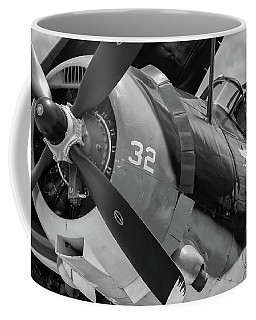 Helldiver's Nose - 2017 Christopher Buff, Www.aviationbuff.com Coffee Mug