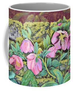 Hellebores Coffee Mug