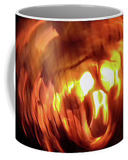 Coffee Mug featuring the photograph Hellfire 002 by Lon Casler Bixby