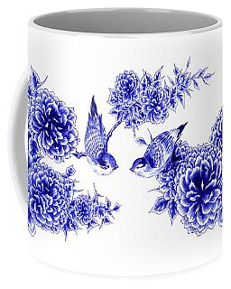 Hello And Good Morning Coffee Mug