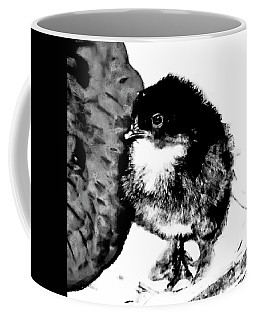 Hello Baby Chick Coffee Mug