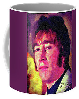Hello Goodbye To John Coffee Mug