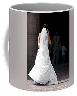 Hello Mama...i'm Not Sure.. Coffee Mug