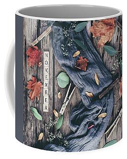 Hello November Coffee Mug