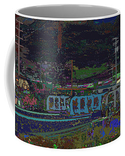Hello To Another World Coffee Mug