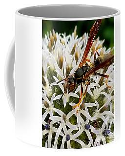 Hello, Wasp Coffee Mug