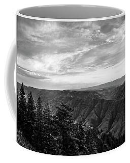 Hells Canyon Drama Coffee Mug