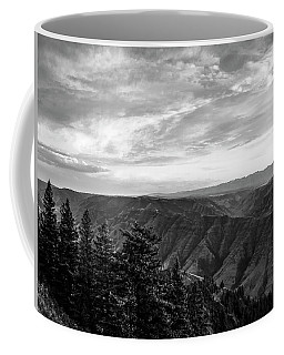Hells Canyon Drama Coffee Mug