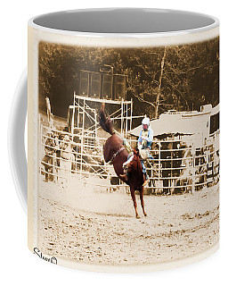 Helluva Rodeo-the Ride 3 Coffee Mug