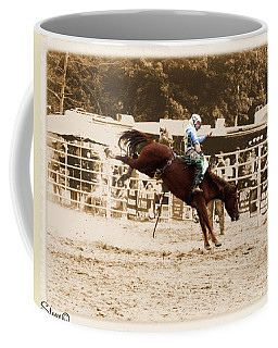 Helluva Rodeo-the Ride 4 Coffee Mug
