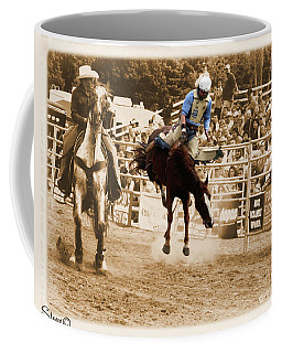 Helluva Rodeo-the Ride 5 Coffee Mug