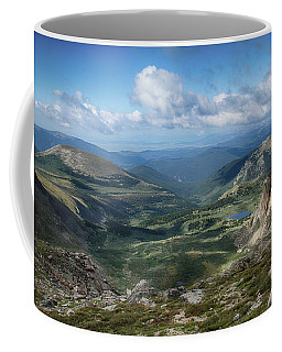 Helms Lake Valley 2 Coffee Mug