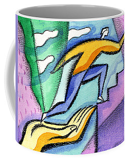 Helping Hand And Career Coffee Mug