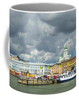 Helsinki, South Harbor Coffee Mug