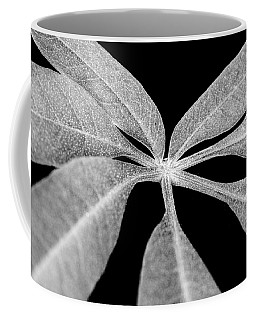 Hemp Tree Leaf Coffee Mug
