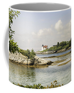 Hendricks Head Lighthouse Coffee Mug