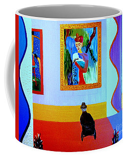 Henri Remembers Coffee Mug by Bill OConnor